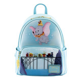 Loungefly Dumbo 80th Anniversary Don't Just Fly Mini Backpack