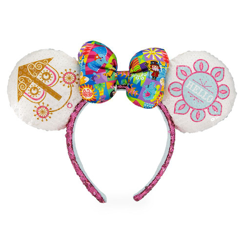 Disney Parks Ear Headband: It's A Small World