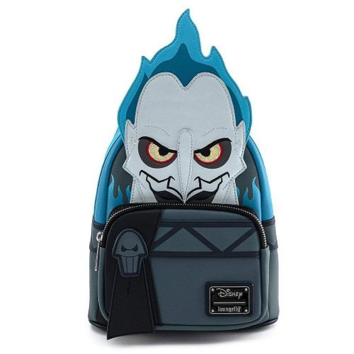 Loungefly Disney Villains Hades Cosplay Mini Backpack WDBK1146