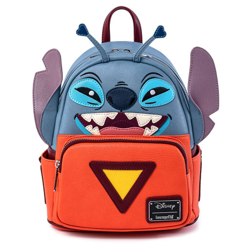 Loungefly Mini Backpack: Lilo & Stitch Experiment 626 WDBK1338