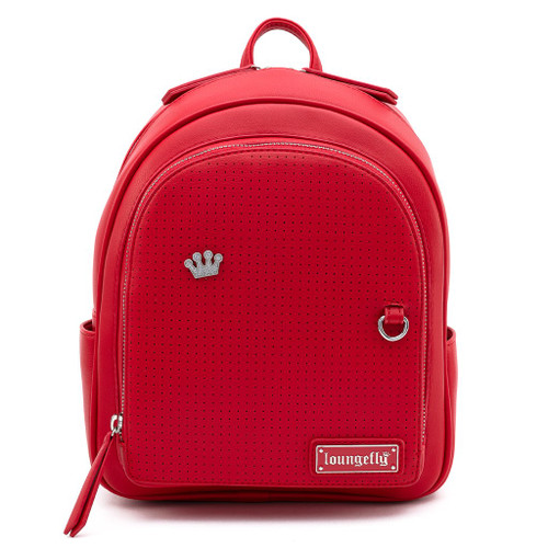 Loungefly Pin Trader Mini Backpack (Red) LFBK0177