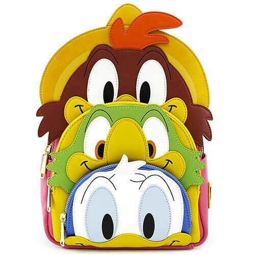 Loungefly Three Caballeros Mini Backpack WDBK1039