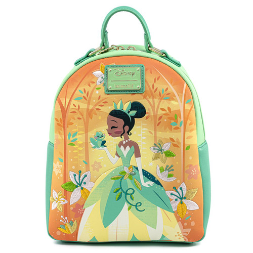 Loungefly Princess & The Frog Tiana Mini Backpack WDBK1357