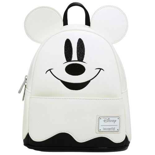 Loungefly Ghost Mickey Disney Halloween Mini Backpack