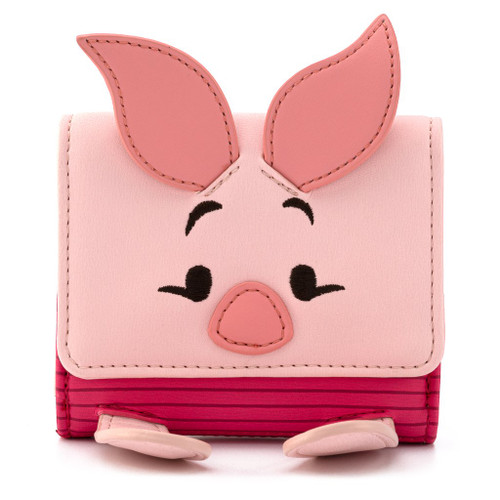 Loungefly Wallet: Winnie The Pooh Piglet WDWA1299
