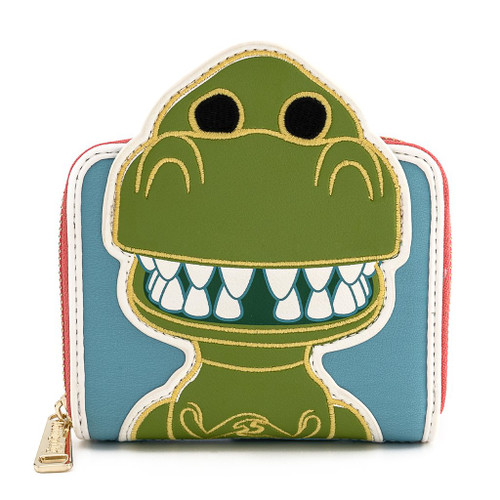 Loungefly Wallet: Toy Story Rex (Pop!) WDWA1356