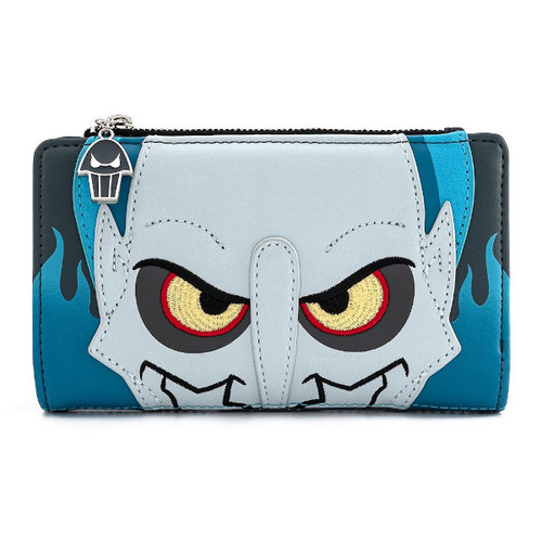Loungefly Wallet: Hercules Hades Cosplay Disney Villains WDWA1266