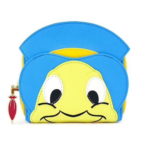 Loungefly Wallet: Pinocchio Jiminy Cricket Cosplay WDWA1140