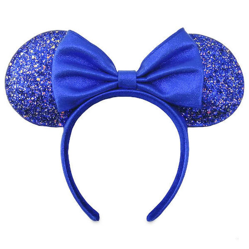 Disney Parks Ear Headband: Wishes Come True Blue