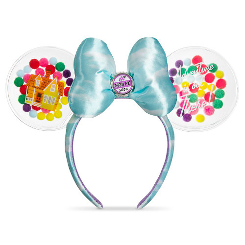 Disney Parks Ear Headband: Minnie Mouse Up Adventure Is Out There