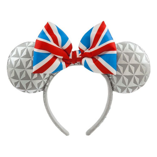 Disney Parks Ear Headband: Minnie Mouse Epcot UK