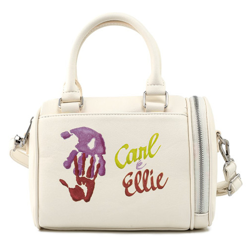 Loungefly Crossbody: Up Carl & Ellie Mailbox WDTB2122 Front