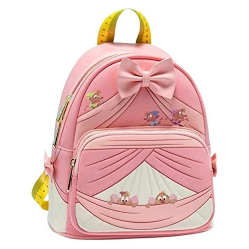 Loungefly Mini Backpack: Cinderella Peek A Boo Dress Making WDBK1422