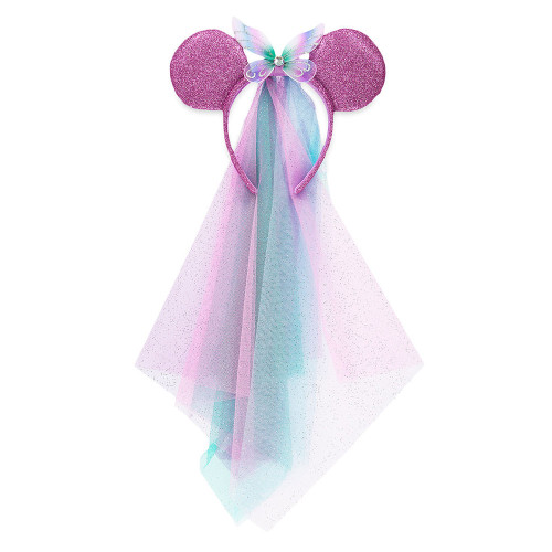 Disney Parks Ear Headband: Fairy Wings