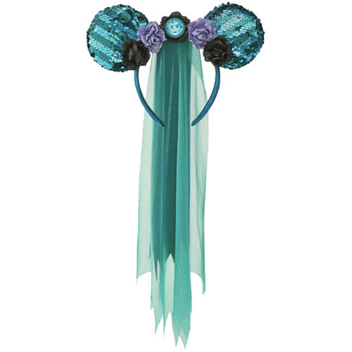 Disney Parks Ear Headband: Haunted Mansion (Minnie Mouse Main Attraction)