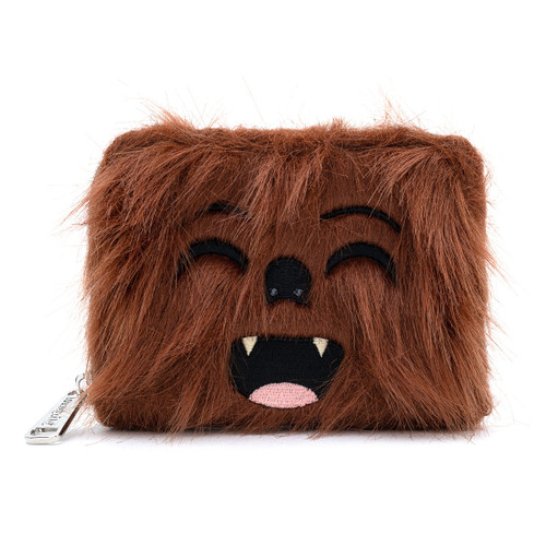 Loungefly Wallet: Star Wars Chewbacca Front
