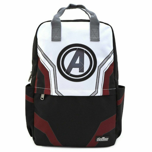 Loungefly Backpack: MARVEL Avengers End Game Suit (Nylon) MVBK0092 Front