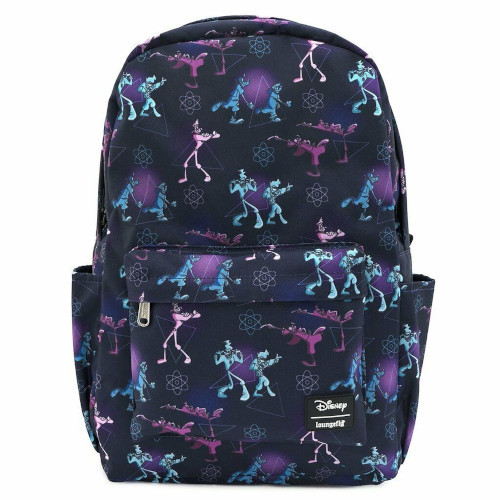 Loungefly Backpack: A Goofy Movie Powerline AOP (Nylon) WDBK0983 Front