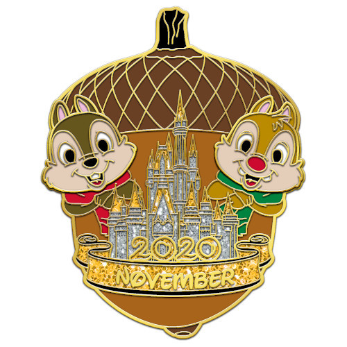 Fantasy Pin: #11 November 2020