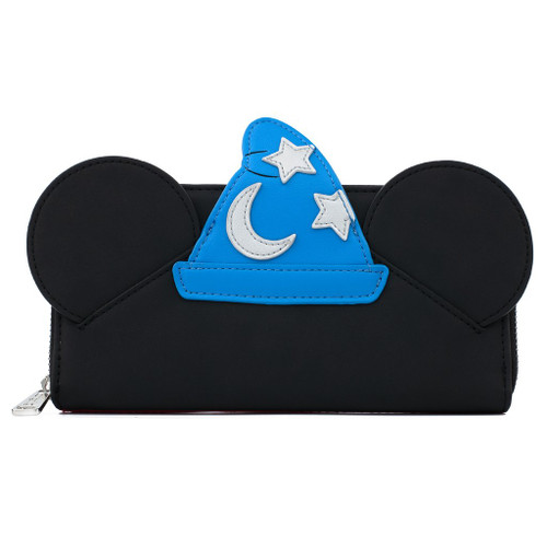 Loungefly (Wallet): Fantasia Sorcerer Mickey Cosplay WDWA1486 Front