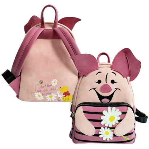 Loungefly Winnie The Pooh Piglet Cosplay Mini Backpack WDBK1506