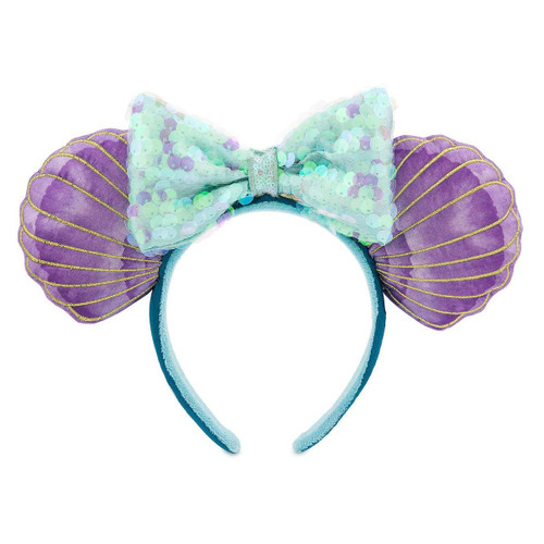 Disney Parks Ear Headband: Little Mermaid 30th Anniversary