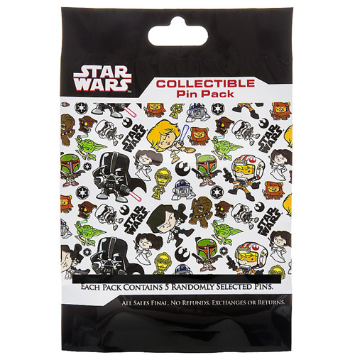 Disney Parks Pin Mystery Pack: Star Wars Cuties
