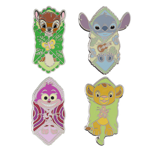 Disney Parks Pin Booster Set: Disney Babies