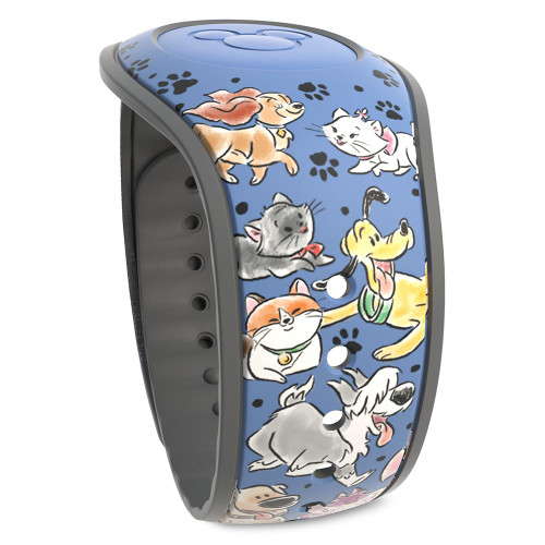 Walt Disney World MagicBand 2: Reigning Cats & Dogs (Limited Release)