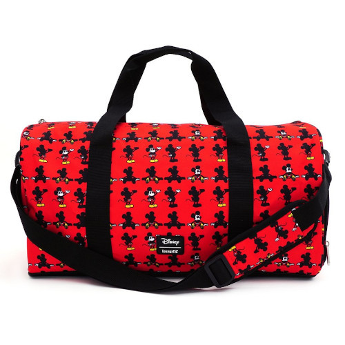 Loungefly Disney Mickey Mouse Duffel Bag