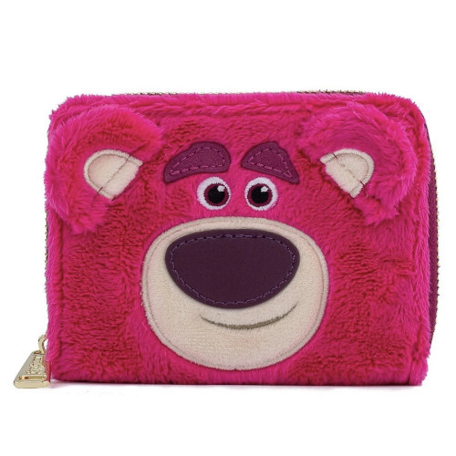 Loungefly Toy Story Lotso Cosplay Sherpa Wallet