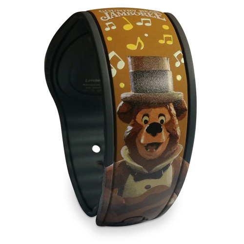 Disney Country Bear Jamboree MagicBand 2 – Limited Release