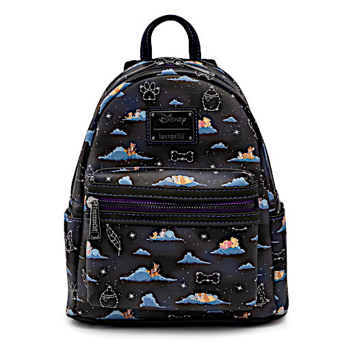 Loungefly Disney Classic Clouds AOP Mini Backpack