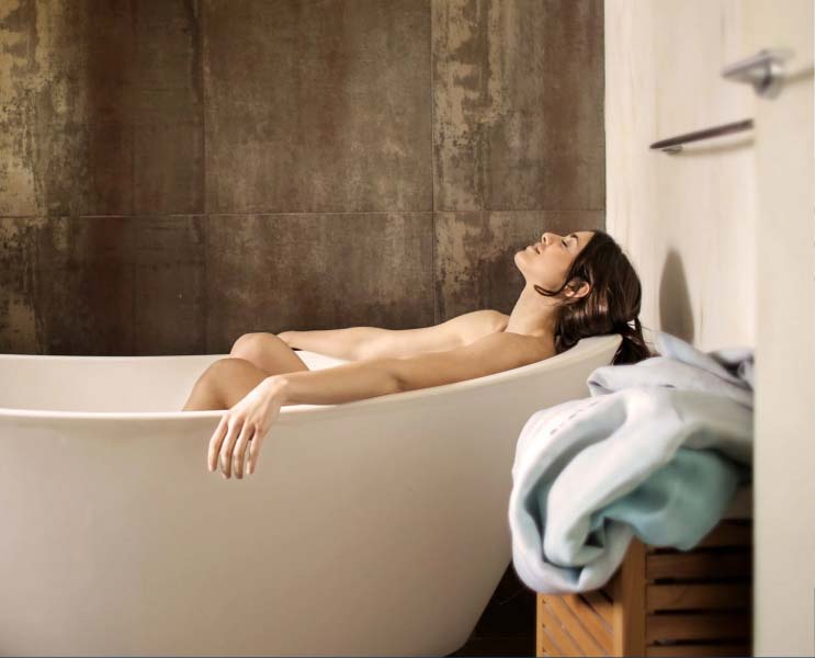 bath - soft skin