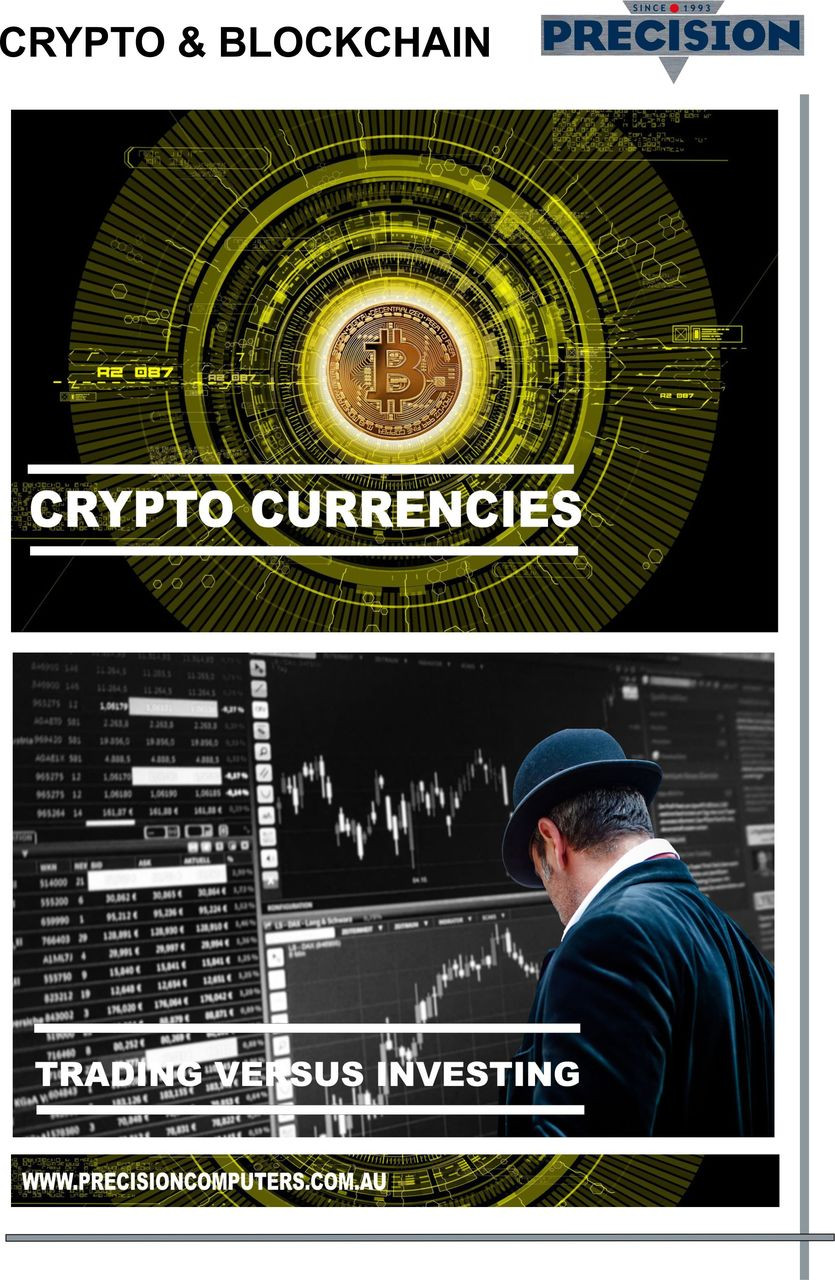 Update - Crypto Trading & Investing eBook