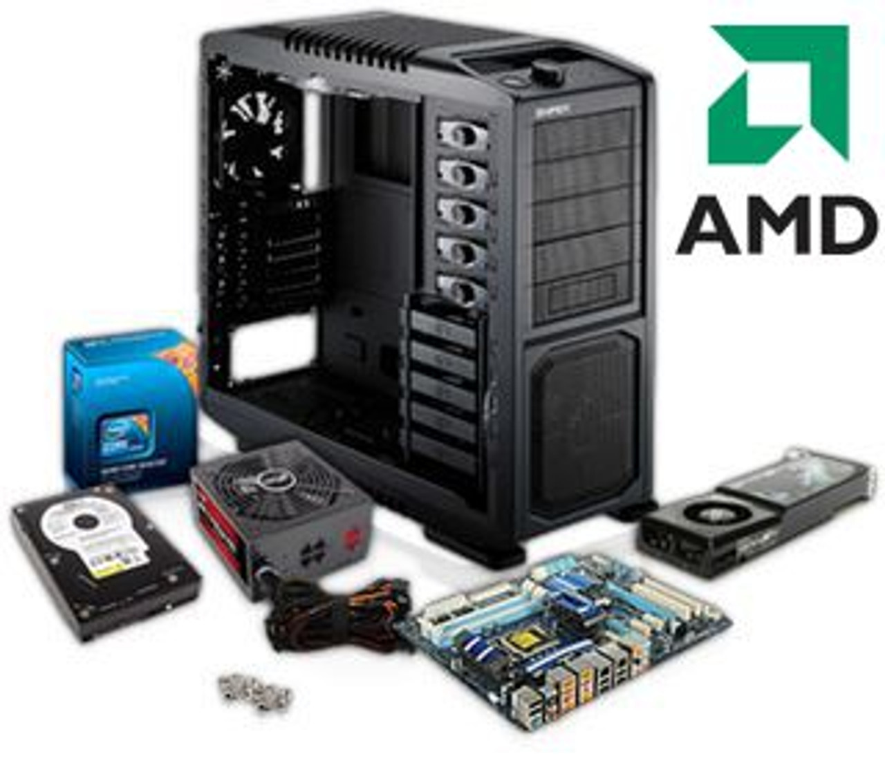 Build Your PC - AMD