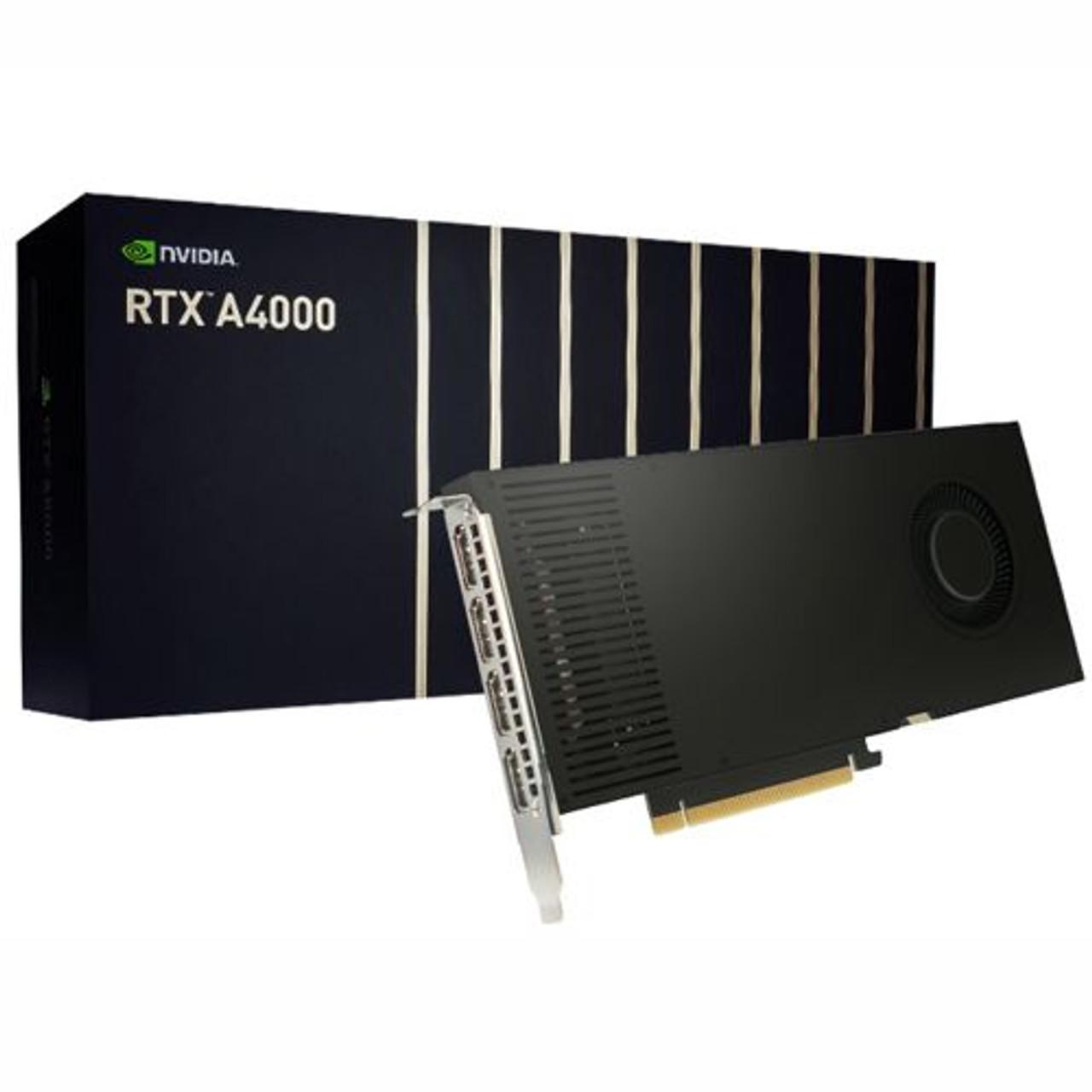 Nvidia Quadro RTX A4000