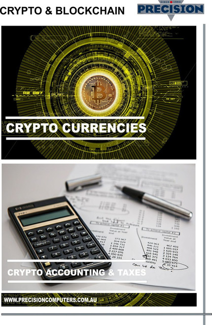 Update - Crypto Accounting & Taxes eBook