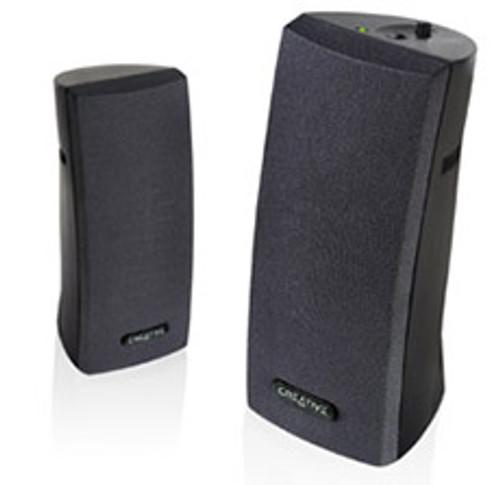 2.0 Speaker System (2 x Satellite Stereo Speakers)