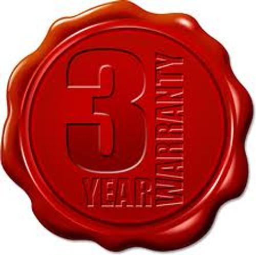 Notebook Three Year Onsite Warranty