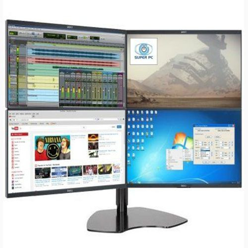 Quad Screen System Solution