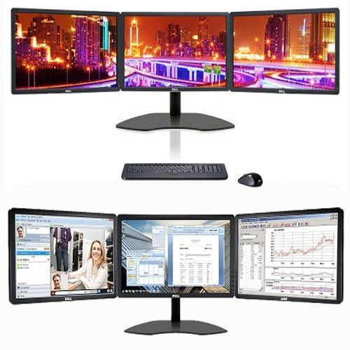 Triple Display Solution
