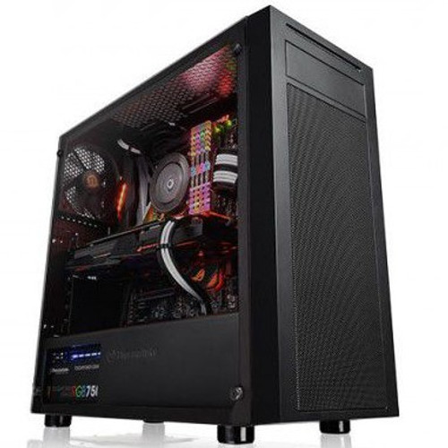 Thermaltake Versa J22 Tempered Glass Edition Mid Tower