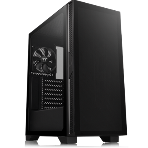 Thermaltake Versa T25 Tempered Glass Mid Tower Case