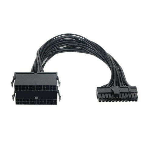 POWER SUPPLY SPLITTER DUAL PSU CABLE ADAPTER