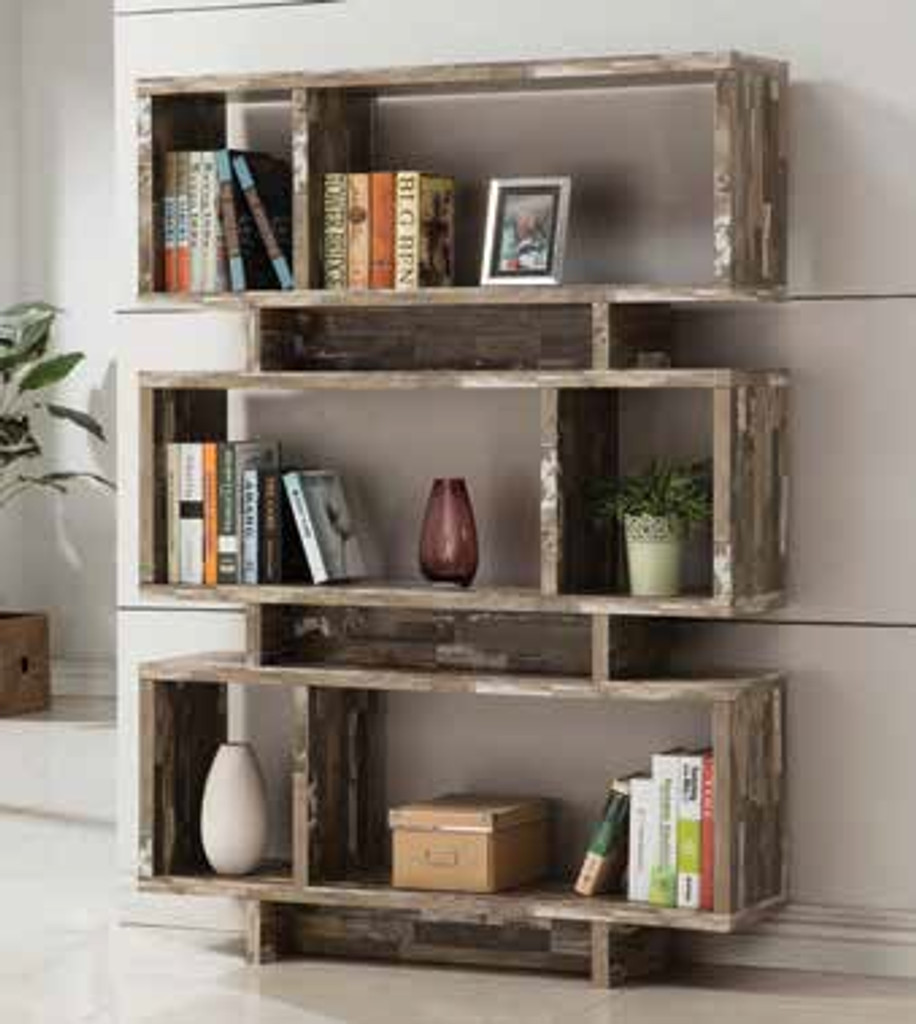 Salvaged Cabin Bookcase (Large)