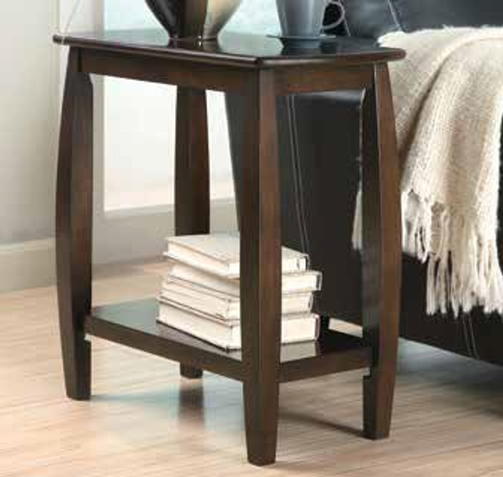 Cappuccino Side Table 2