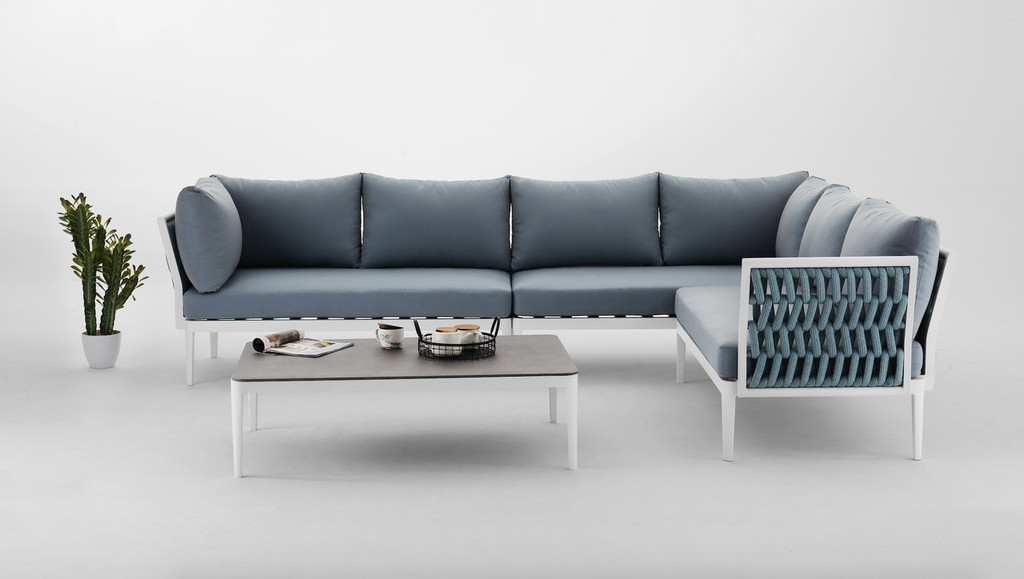 Ibiza 3pc Sectional Set