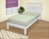 Squares Bed