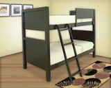 Bunk Bed Double Single Size   Stave